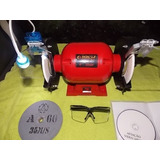 Maquina Afiar Alicate Com Inversor 12 V P/110 V Carro Movel!