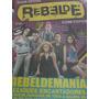 Revista Book Rebelde Rbd