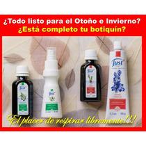 Just Productos Suizos Eucasol Tomillo Eucalipto
