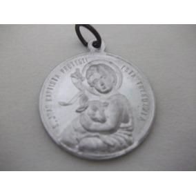 B. Antigo - Medalha Sacra De São João Batista 1938