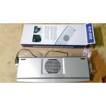 Soporte Enfriador Para Laptop Desde 12 A 17 Pulgadas Usb