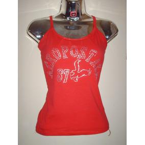 Franelillas Tiritas Y Olimpica Camiseta Estampada Pedreria
