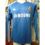 Camiseta Fútbol Chelsea Inglaterra 2010 2011 Torres #9 T. L
