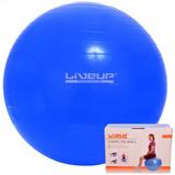 11e20dab35 Bola Suiça Yoga Pilates Fitness 65 Cm Live Up Bomba Grátis - Bola de ...