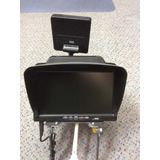 Fpv Monitor 7 Con Receptor Rc5808 Y Bateria 6800mah.