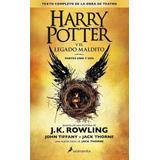 Libros Harry Potter Y El Legado Maldito Saga 21 Libros - Pdf