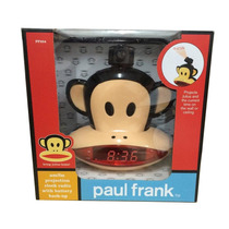 Reloj Despertador Proyector Radio Am /fm Paul Frank