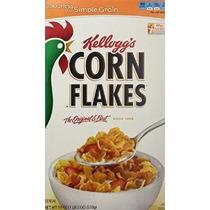 Corn Flakes De Cereales Originales Cajas De 18 Onzas (paquet