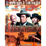 Dvd O Último Pistoleiro (1964) Serge Bergon