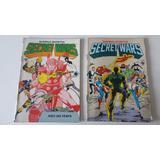 Guerras Secretas Secret Wars Nºs 2 Ao 11 Ed. Abril