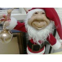 Duende Papa Noel!! Articulado.