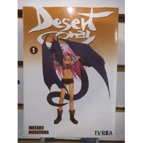 Desert Coral 01 Manga Editorial Ivrea