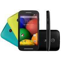 Motorola E !! Nuevo En Caja Libre Dual Sim / Xt1025 Tv -blco