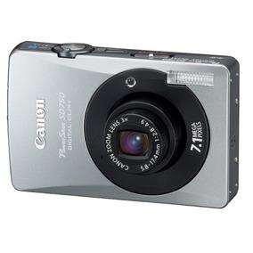 Canon Powershot 750, 7 Megapixel En Excelente Estado