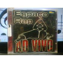 Cd Espaço Rap Ao Vivo 105 Fm