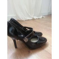 Sapato Salto Boneca Tipo Arezzo Tam 38