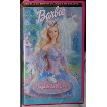 Barbie Lago De Los Cisnes Pelicula Vhs En Español Latino Bvf
