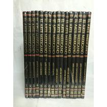 Historia Del Arte Mexicano 16 Vols Salvat Slt1