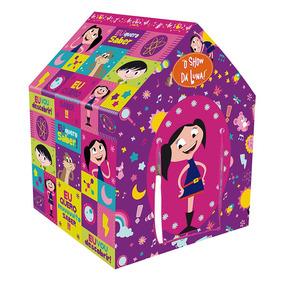 Barraca Show Da Luna Multibrink Casinha Para Criança