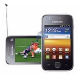 Samsung Galaxy Y Tv S5367 3g Tv Digital Gps, Wi-fi, 3.2mp+nf