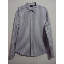 Camisa De Hombre Importada Marca Armani Exchange Talle Xl
