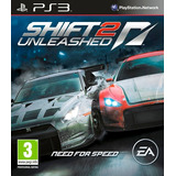 Need For Speed Shift Unleashed 2 Ps3