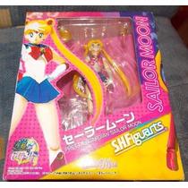 Excelentes Figuras Super Articuladas De Sailor Moon