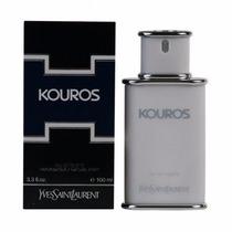 Perfume Kouros Yves Saint Laurent 100ml Masc. Edt