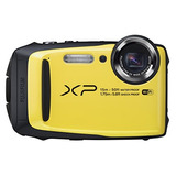 Fujifilm Finepix Xp90 Cámara Digital Impermeable Amarillo (