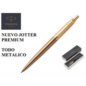 Nuevo Parker Jotter, Linea Premium Dorado O Negro/dorado