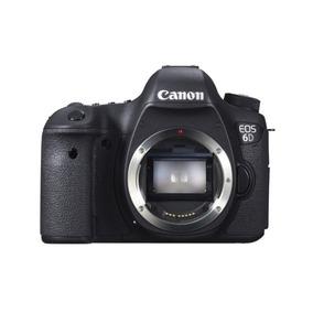 Canon 6d Body Wifi + Gps