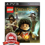 Lego The Lord Of The Ring Ps3 Digital