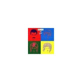Queen Hot Space Cd Original Lacrado