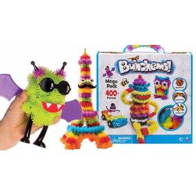 Bolinhas Criativas Bunchems Brinquedo De Montar 400 Peças