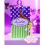 Caixa 2 Bis Sininho Disney Festa Decoração Lembrança C/10