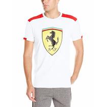 Playera Puma Ferrari Original Talla L