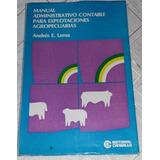 Manual Administrativo Contable Explotaciones Agropecuarias