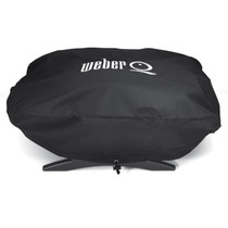 Weber 6550 Vinyl Cover For Weber Baby Q, Q-100 And Q-120 Gr