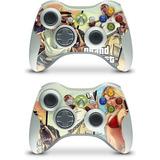 Skins: Xbox 360 Y Xbox Slim - Vinil Adhesivo Protectores
