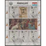 Paraguay Arte Pinturas Desnudos Hb Cto