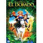 Dvd Camino Hacia El Dorado ( The Road To The Dorado ) 2000
