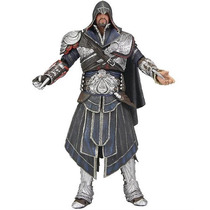 Assassins Creed Brotherhood - Ezio Onix - Neca - 18 Cm
