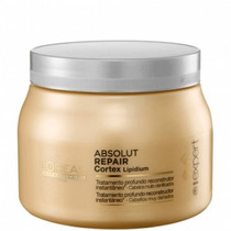 Máscara Loréal Absolut Repair Cortex Lipidium L 500 Gramas