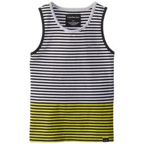 Franelilla, Camisa, Camiseta, Calvin Klein 100% Original