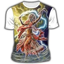 Camiseta Yansã - Umbanda/candomblé Tam G