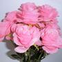 12 Rosas Artificiales, Flores De Tallo Largo Sumergibles