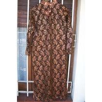 Vendo Vestido De Fiesta Largo Nuevo Talle 50-52