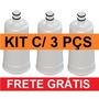 Kit C/ 3 Refil Purificador De Água Esmaltec - Acqua7 Puragua