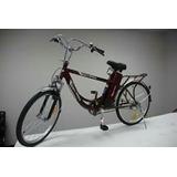Bicicleta Eléctrica Navigator Sm24