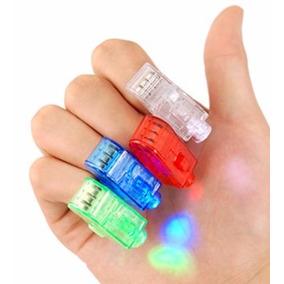 Anillos Dedos Luminosos Led × 4 Unidades - Cienfuegos